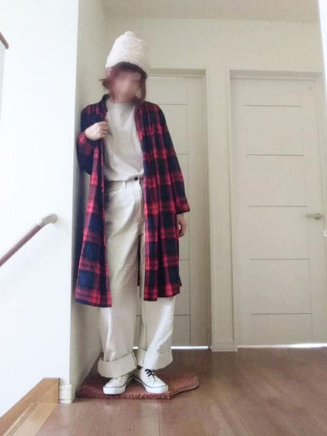 画像: 【しまむら】ワンピース平均価格 ¥2,000~ 【ユニクロ】ワイドフィットカーブパンツ ¥4,389(税込) 出典:WEAR