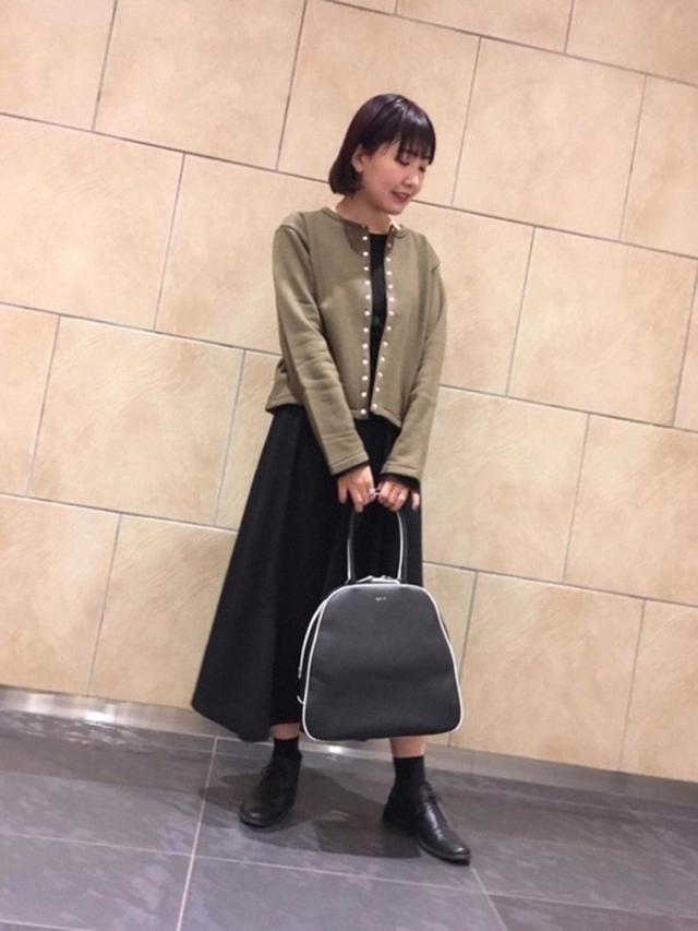 画像: 【agnes b.】カーディガン ¥18,700(税込) 出典:ZOZOTOWN