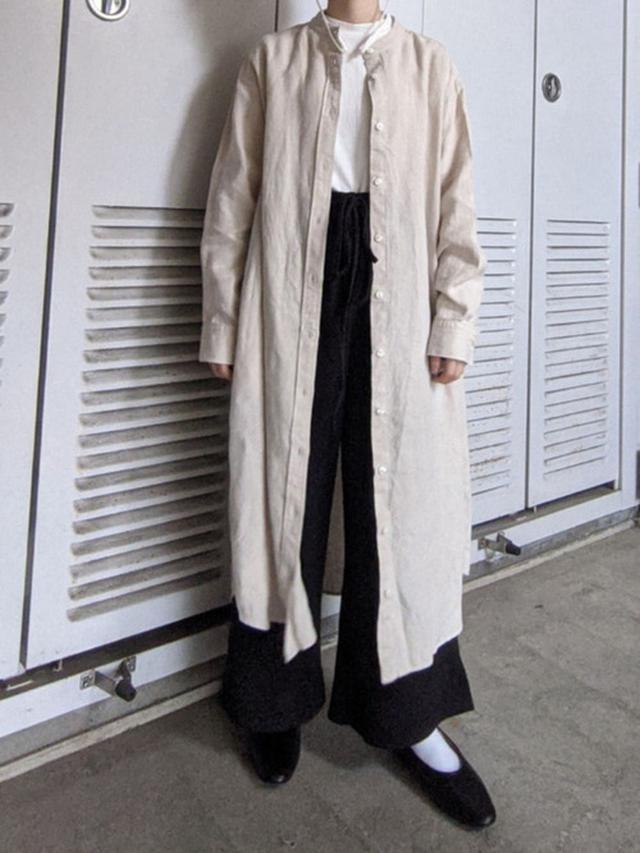 画像: 【無印良品】シャツ平均価格¥2,990~【参考商品】パンツ、トップス 出典:WEAR