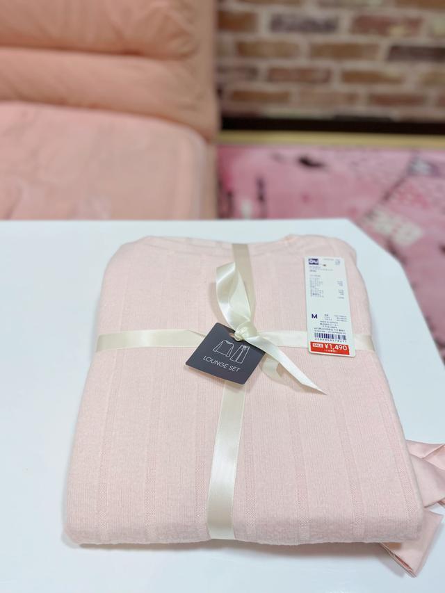 画像1: 【GU】思わず触りたくたなる♡ふんわり冬パジャマもお買い得!