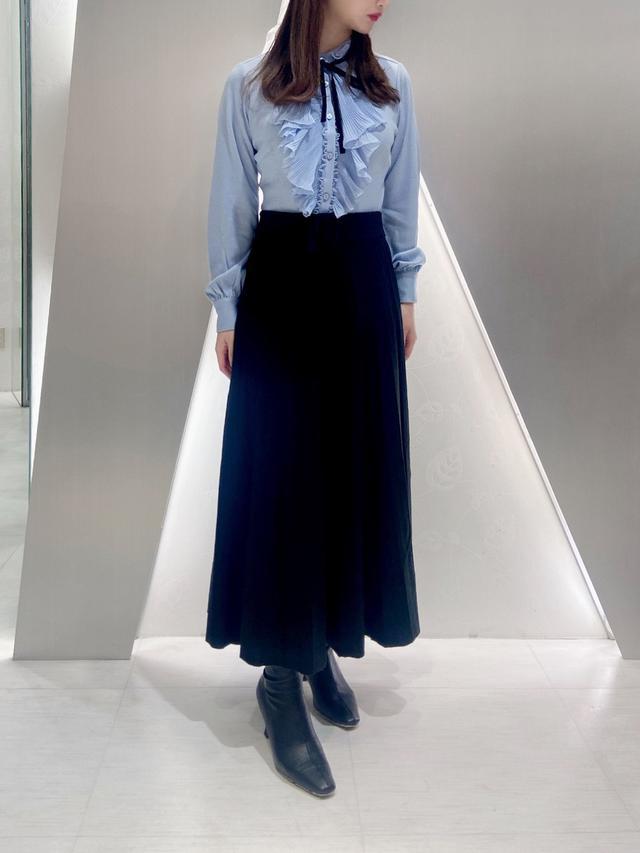 画像: 【NARACAMICIE】シャツ平均価格¥15,000~スカート¥24,200(税込) 出典:WEAR