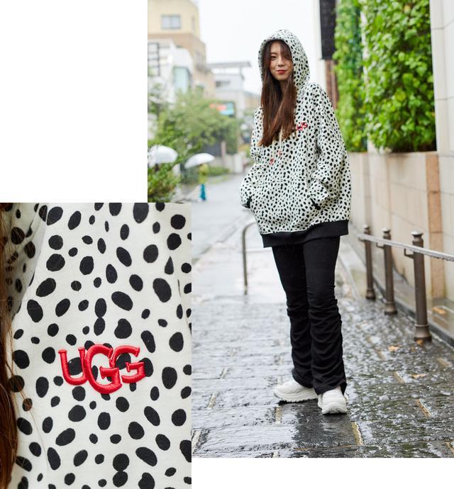 """画像: UGG """"Dalmatian Collection"""""""