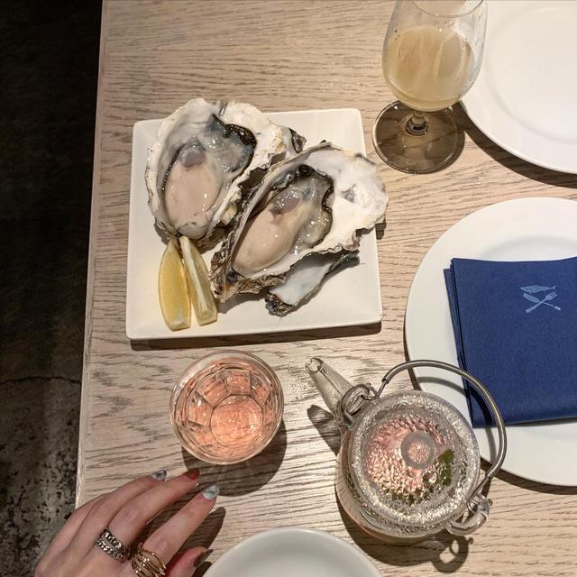 画像1: 【女子会にも♪】センスのよい代々木上原の魚介ビストロ!