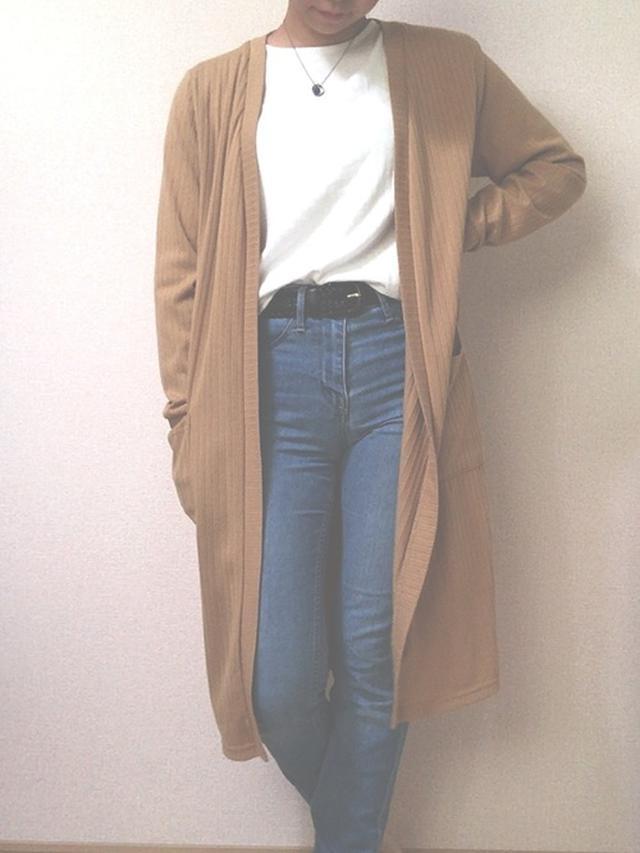 画像: 【H&M】Super Skinny High Jeans$20 出典:WEAR
