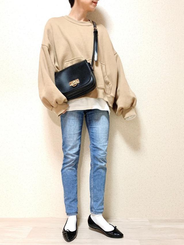 画像: 【H&M】 Super-slim-fit Pants$15(税込み) 出典:WEAR