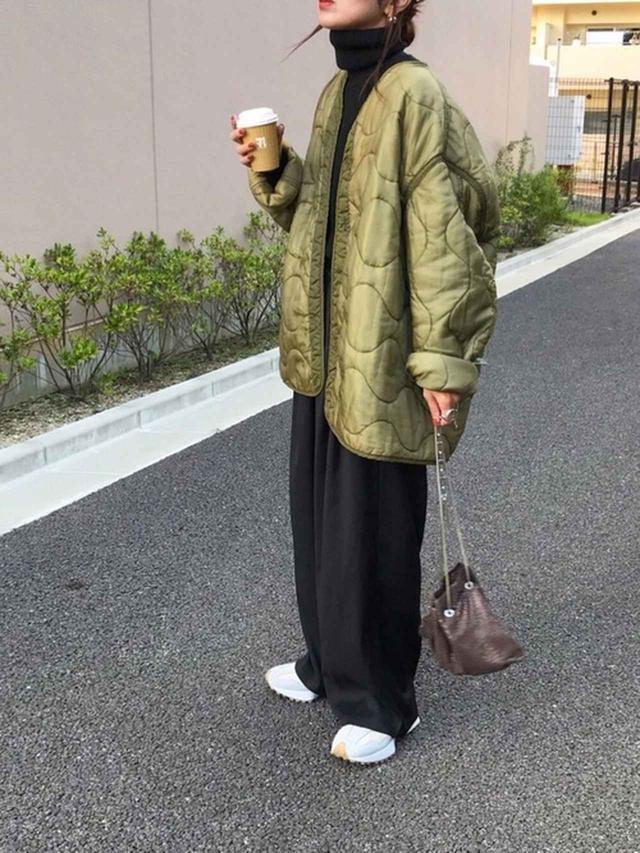 画像: 【ユニクロ】リブタートルネックセーター ¥3,289(税込) 出典:WEAR