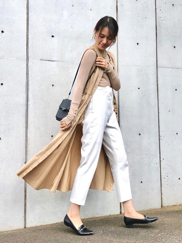 画像: 【GU】パンツ平均価格¥2,000〜【ORiental TRaffic】パンプス¥5,602(税込)【参考商品】ニット、ワンピース 出典:WEAR