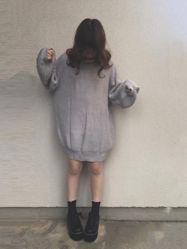 画像: 【RETORO GIRL】ワンピース¥4,290(税込)【WEGO】シューズ¥4,399(税込) 出典:WEAR