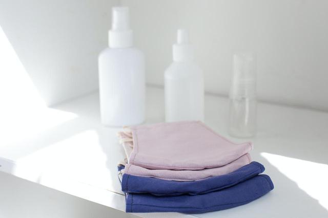 画像: マスクを洗う頻度の正解って?洗い方もレクチャー<カシコ美人マナー>