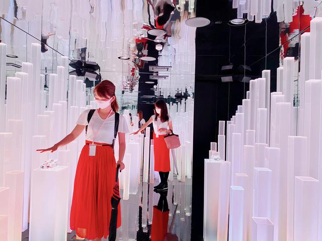 画像11: 未来が体験出来る施設♡「ニッサンパビリオン」