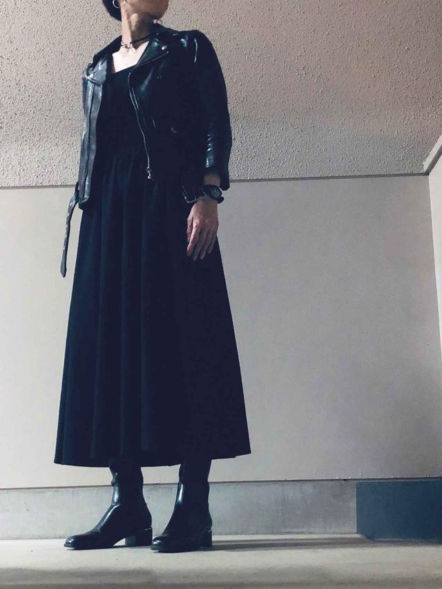 画像: 【ZARA】ワンピース平均価格¥15,000〜ブーツ平均価格¥15,000〜【beautiful people】ジャケット¥99,000(税込) 出典:WEAR