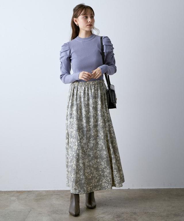 画像: 【ViS】スカート ¥5,038(税込) 出典: WEAR