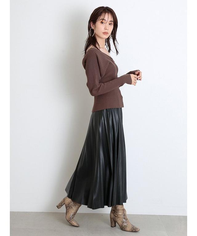 画像: 【SNIDEL】スカート ¥15,950(税込) 出典:ZOZOTOWN