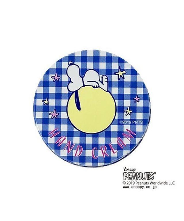 画像: 【Cosme Kitchen】Wellness PEANUTS / ナチュラルハンドクリーム<バニラ&パルマローサ>¥1,760(税込み) 出典:ZOZOTOWN