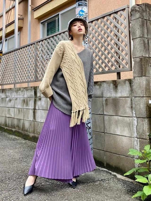 画像: 【OSMOSIS】プリーツパンツ ¥8,690(税込) 出典:WEAR