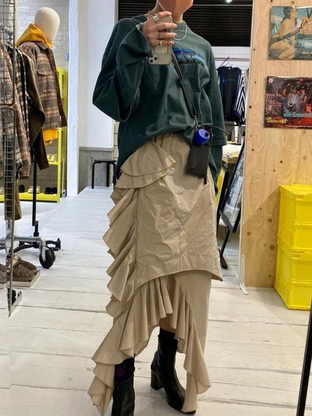 画像: 【old honey】68°C skirt ¥28,600(税込) 出典:WEAR