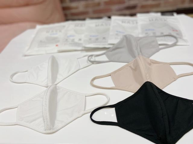 画像6: 【ユニクロ】「エアリズムマスク」全5種類!徹底比較♡