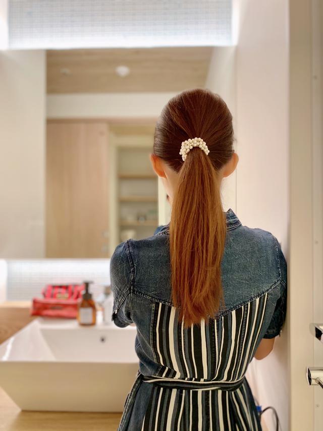画像5: 3分以内で完成♡「簡単まとめ髪」4選