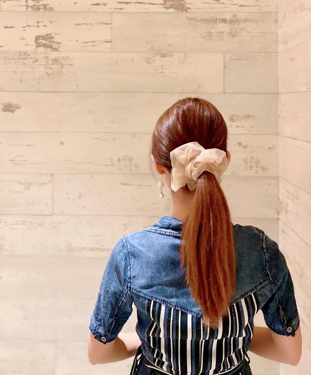 画像1: 3分以内で完成♡「簡単まとめ髪」4選
