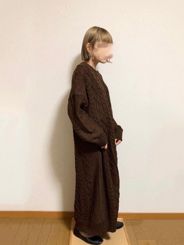 画像: 【Libra】ワンピース¥5,390(税込)【niko and...】パンプス¥3,850(税込) 出典:WEAR
