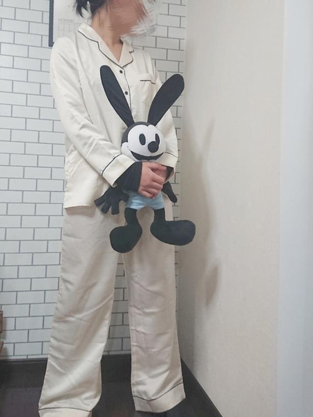 画像: 【GU】オーガニックコットンパジャマ 出典:WEAR