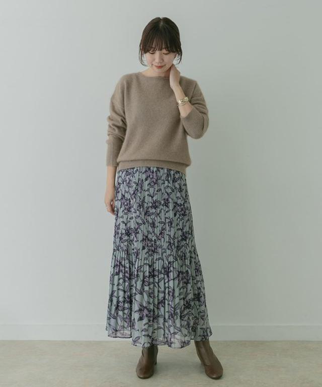 画像: 【KBF+】スカート ¥8,690(税込) 出典:ZOZOTOWN