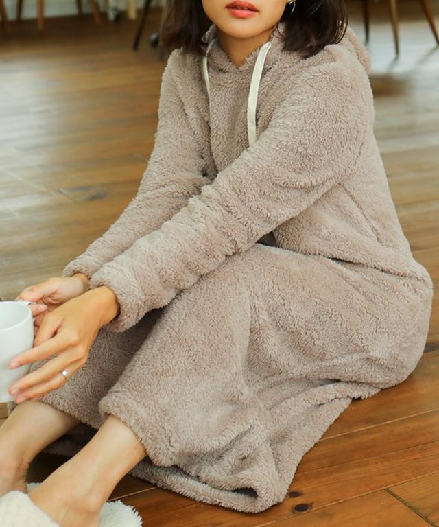 画像: 【Fashion Letter】ルームウェア¥3,289(税込) 出典:ZOZOTOWN