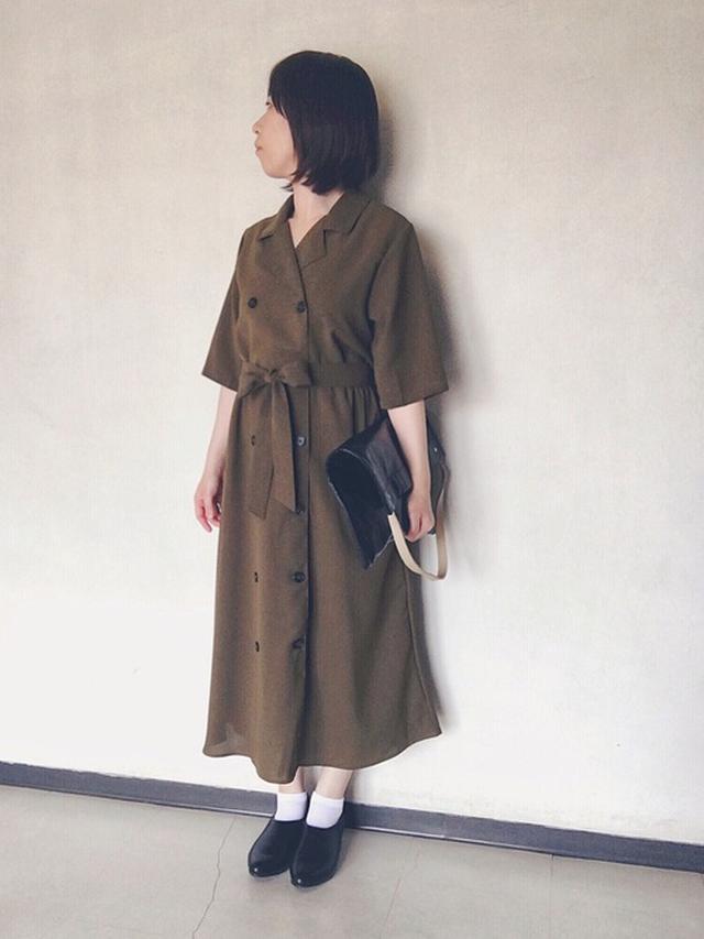 画像: 【しまむら】ブーツ平均価格¥2,000~ワンピース平均価格¥2,000~【mystic】バッグ¥5,390(税込) 出典:WEAR