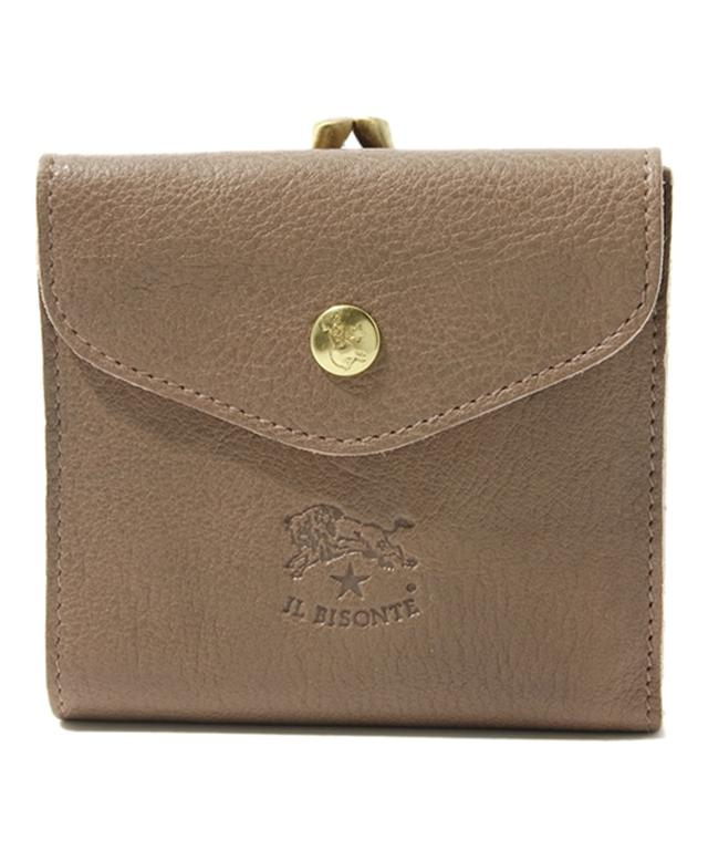 画像: 【IL BISONTE】ORIGINAL LEATHER / WALLET¥31,900(税込) 出典:ZOZOTOWN