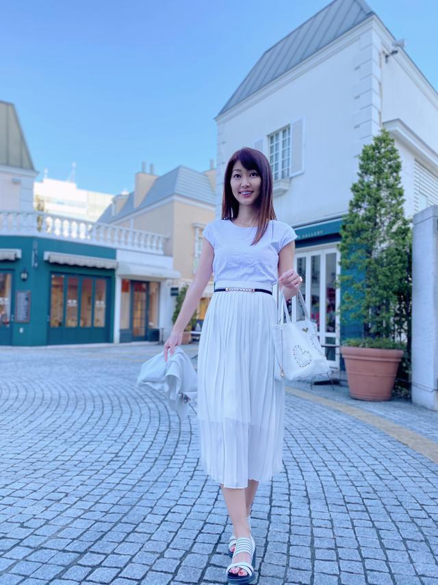 画像6: 【ユニクロ】えっ!まさかの990円?超高見え♡「プリーツスカート」でコーデしてみた
