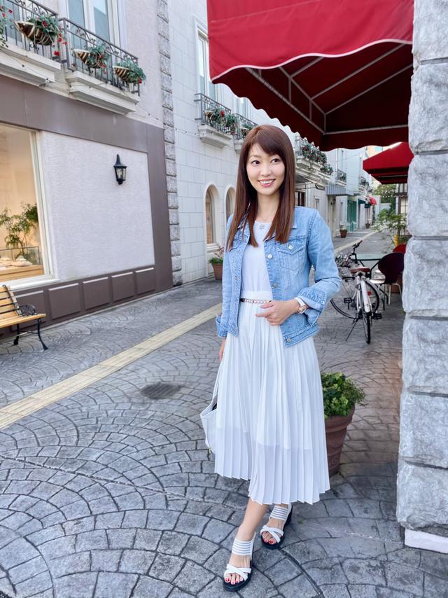 画像4: 【ユニクロ】えっ!まさかの990円?超高見え♡「プリーツスカート」でコーデしてみた