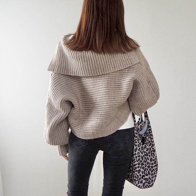 画像3: ついに【ZARA】デビュー!SNSでバズり中のセーターをGET。【コーデ】
