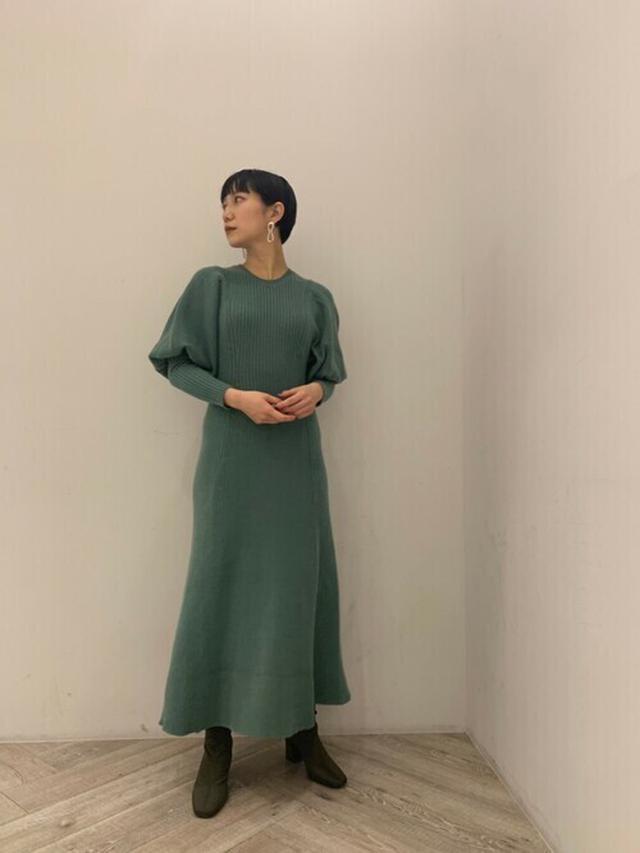 画像: 【LAGUNAMOON】ワンピース¥16,500(税込) 出典:WEAR