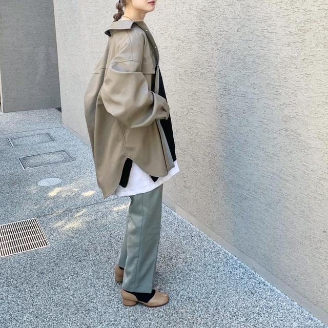 画像4: 【CPOジャケットが使える!】今年はレザー素材!