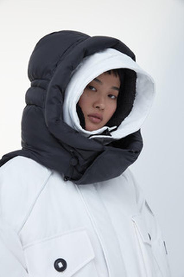 画像5: 本物志向の冬定番【CANADA GOOSE(カナダグース)】から、junn.j(ジュン・ジー)とのコラボ!