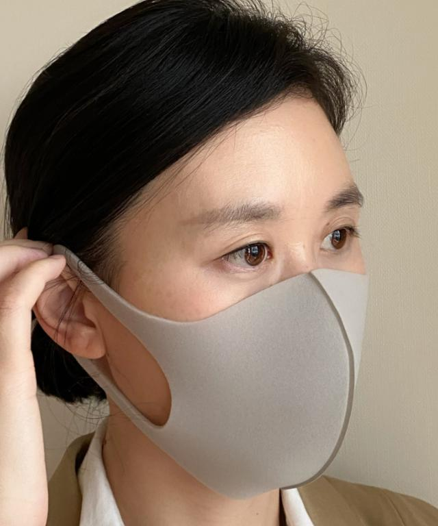 画像: 【aimoha】洗える ポリウレタン マスク 4枚セット ¥385(税込) 出典:ZOZO