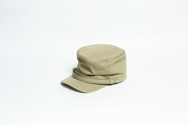 画像: 天空の城ラピュタ×CA4LA パズー帽 ¥13,200(税込み)