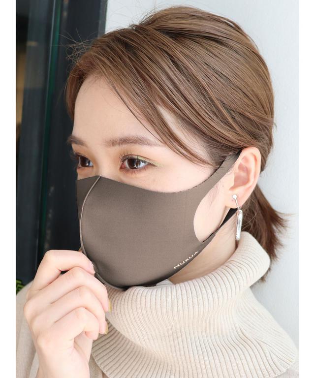 画像: 【MURUA】MURUAウォッシャブルマスク 2枚SET ¥1,089(税込) 出典:ZOZO