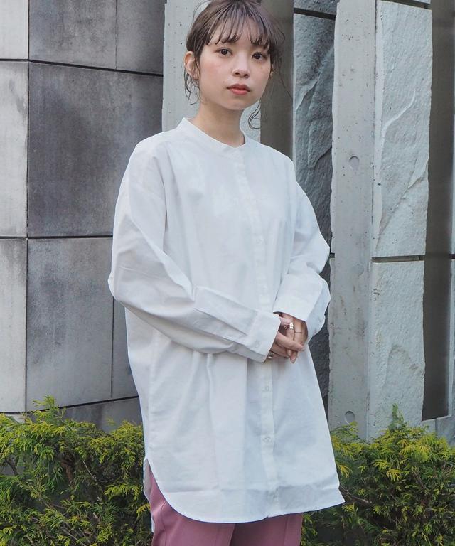 画像: 【tiptop】シャツ¥3,950(税込) 出典:ZOZOTOWN