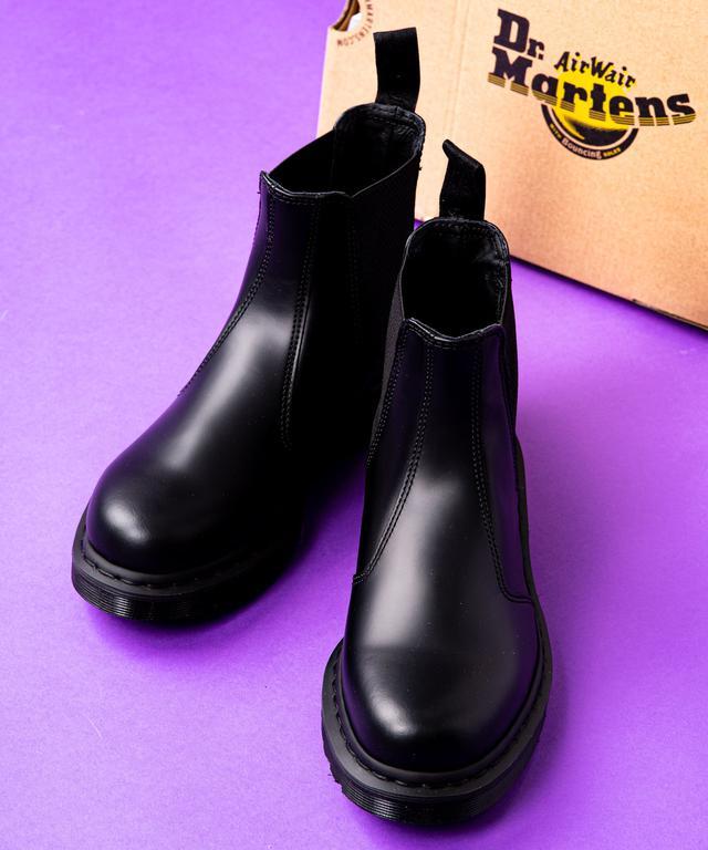 画像: 【Dr.Martens】ブーツ¥26,400(税込) 出典:ZOZOTOWN