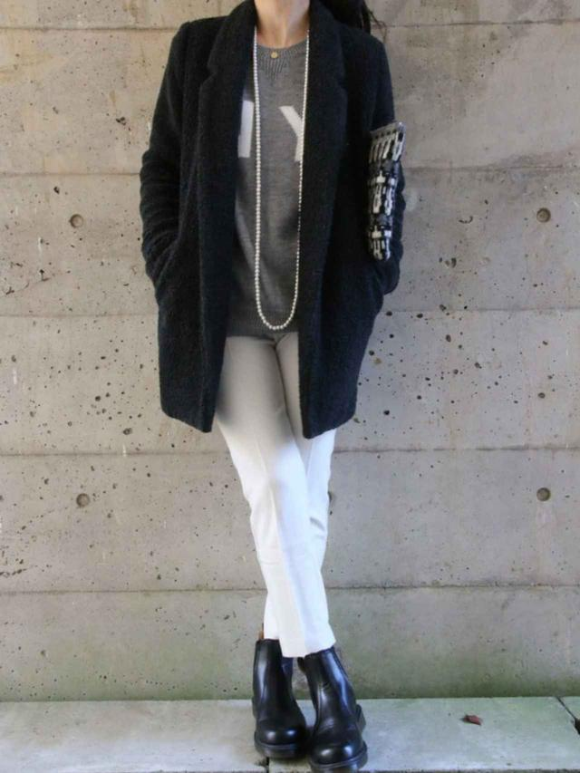 画像: 【PLST】パンツ平均価格¥8,000〜【Sov.(DOUBLE STANDARD CLOTHING)】ジャケット平均価格¥10,000〜【URBAN RESEARCH DOORS】ニット平均価格¥6,000〜 出典:WEAR