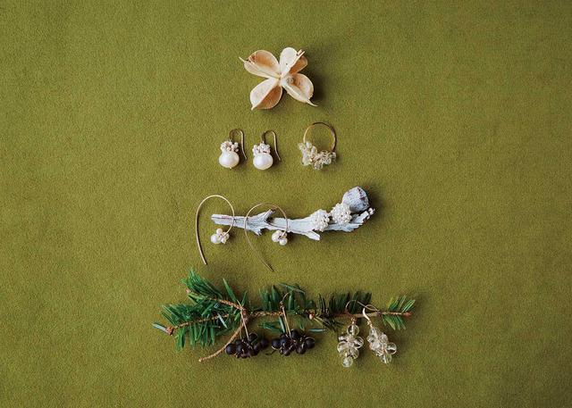 画像2: インテリアブランド【IDÉE(イデー)】冬に輝くジュエリーを揃えたギフトフェア11/27(金)より開催