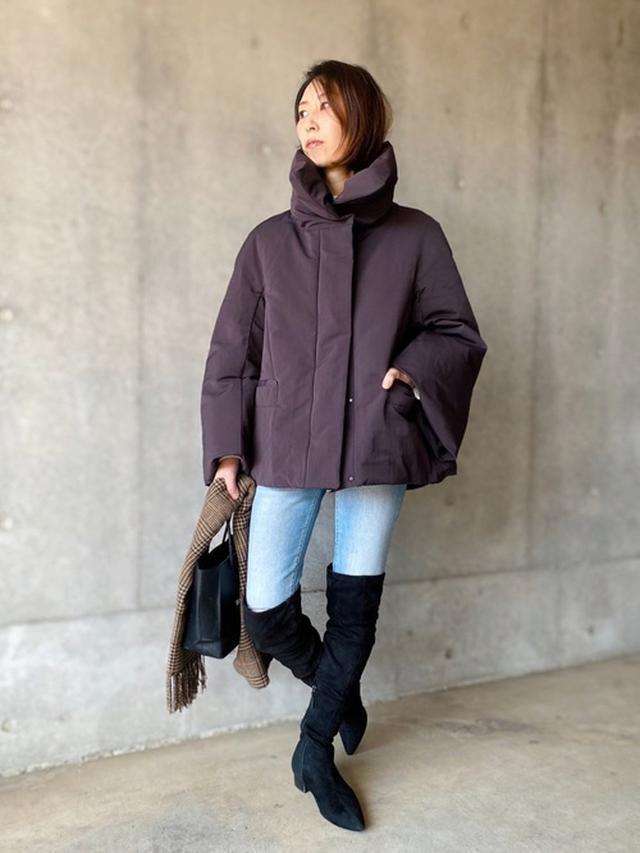 画像: 【UNIQLO】ダウンジャケット平均価格¥12,000~【ZARA】ブーツ平均価格¥12,000~ 出典:WEAR