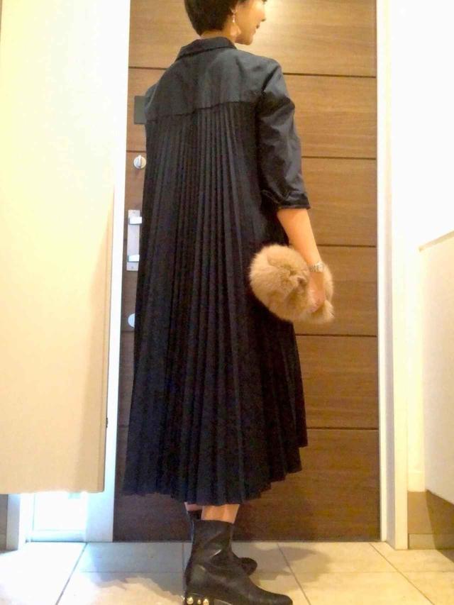 画像: 【ZARA】ワンピース平均価格¥8,000〜 【FABIO RUSCONI】ブーツ平均価格¥30,000〜 出典:WEAR