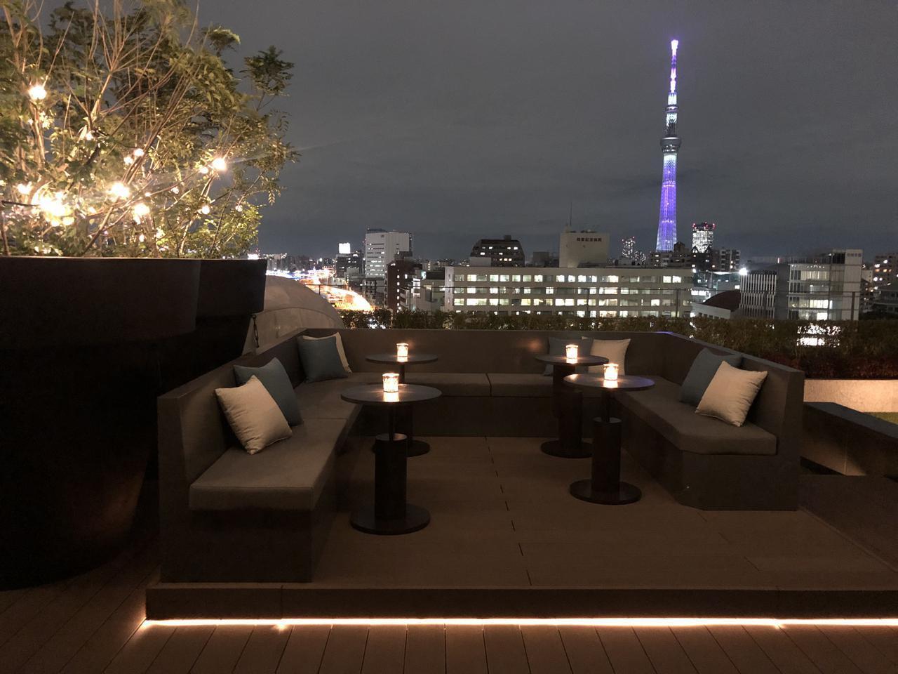 画像20: 【2020年11月オープン】東京スカイツリーと隅田川の青空テラスが最高「ザ・ゲートホテル両国」