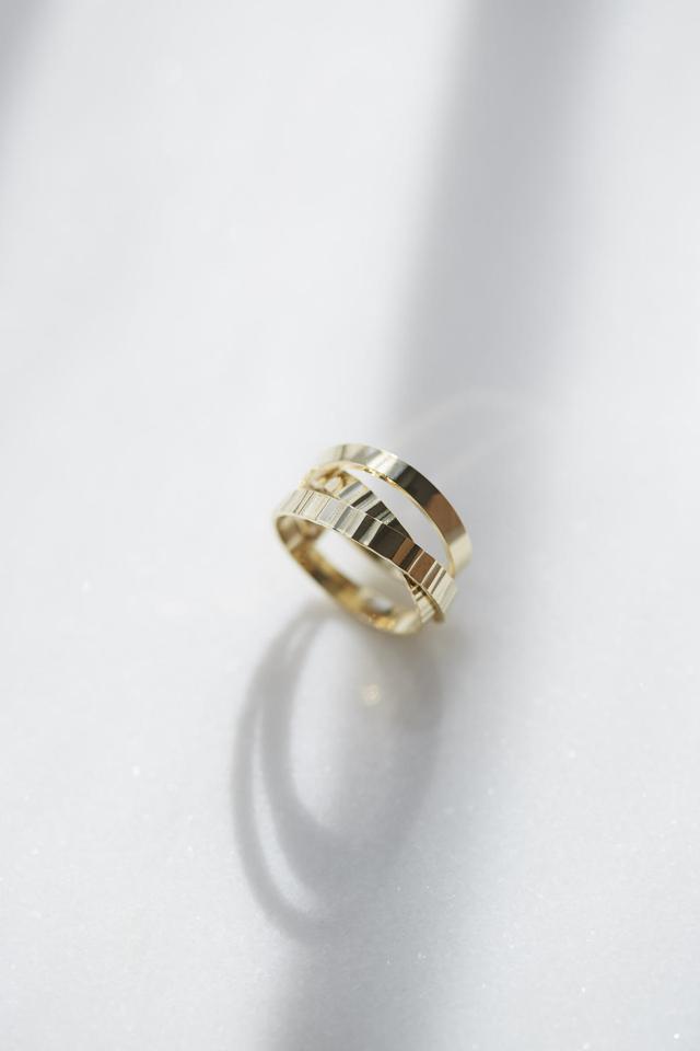画像: Pressed free ring