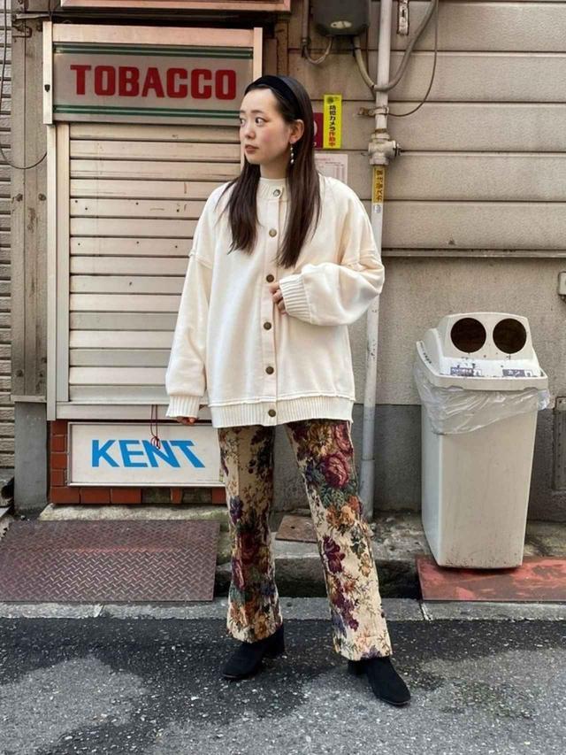 画像: 【CPCM】パンツ平均価格 ¥10,000~ 【STILMODA】本革ストレッチショートブーツ ¥14,300(税込) 出典:WEAR