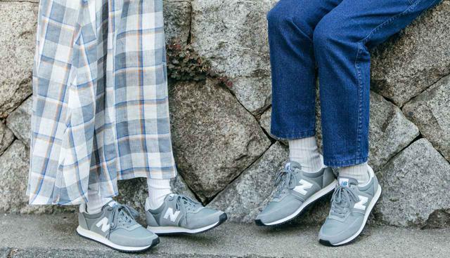 画像: 「New Balance 別注COMP100」9790円 [WOMEN] 22.5〜25.0cm、[MEN] 25.5cm〜29.0cm※すべて0.5cm刻みで展開 ※WOMEN 22.5cm・MEN 29.0cmはWEB限定サイズ