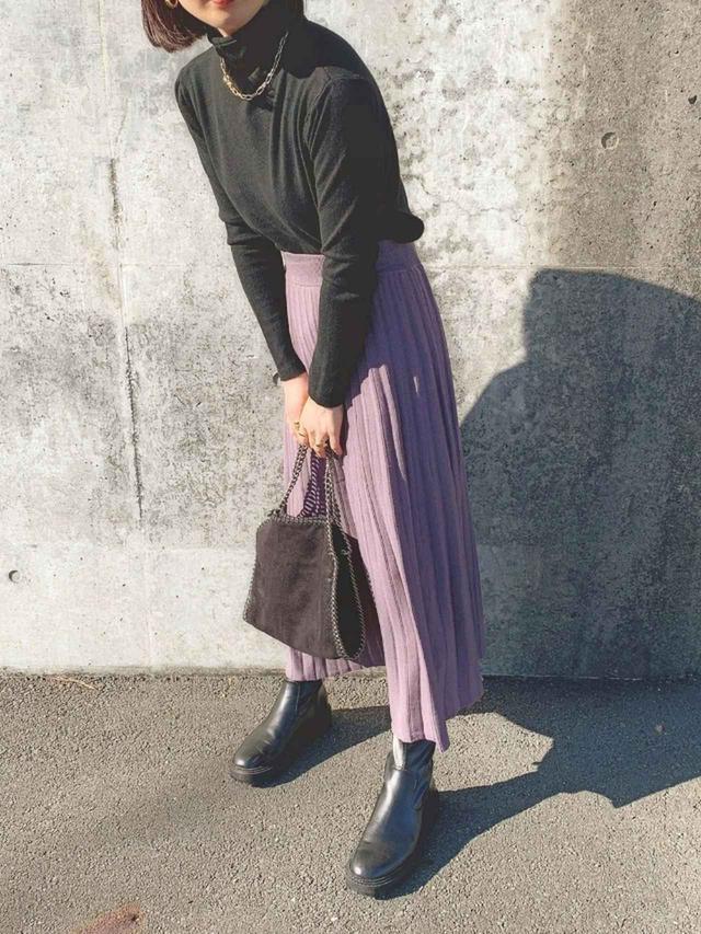画像: 【Meii rich】スカート¥5,900(税込) 出典:WEAR