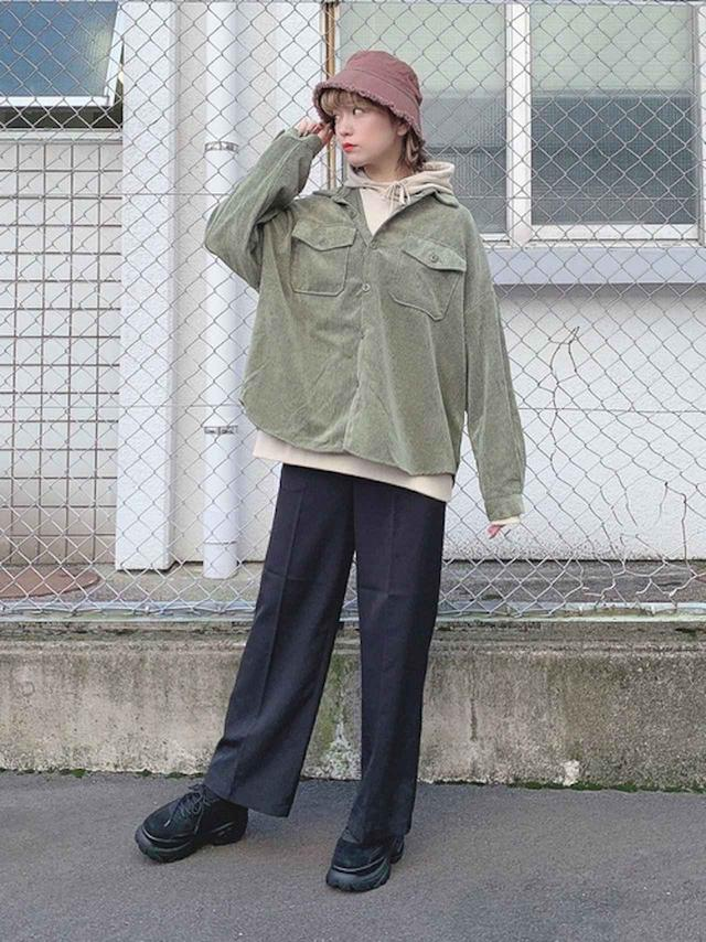 画像: 【WEGO】バケットハット¥1,759(税込)シャツ¥3,299(税込)【参考商品】パンツ、シューズ 出典:WEAR